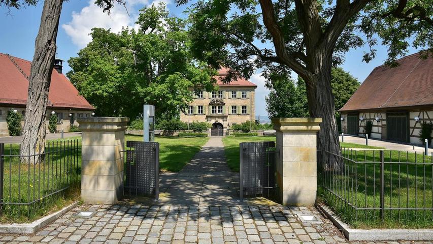 Wieder Veranstaltungen auf Schloss Atzelsberg