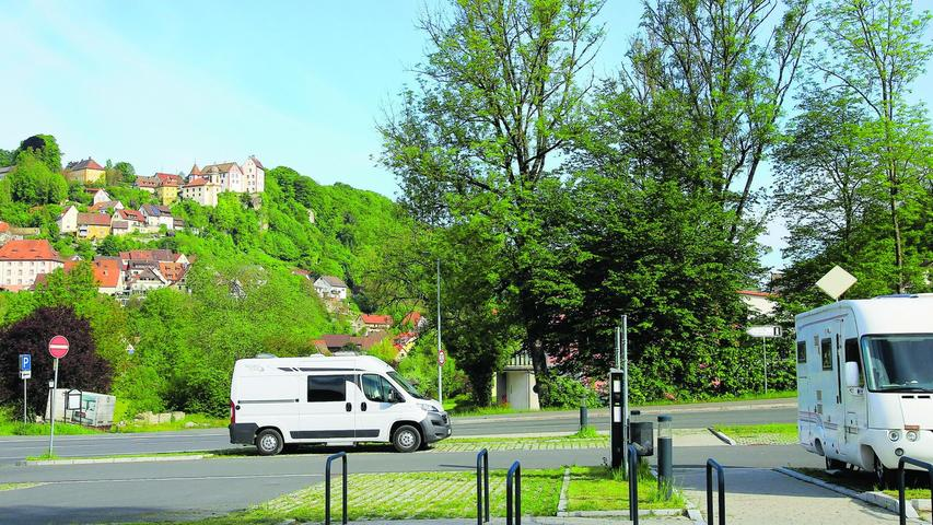 Camping-Trend in der Fränkischen Schweiz: Mehr Wohnmobil-Stellplätze geplant