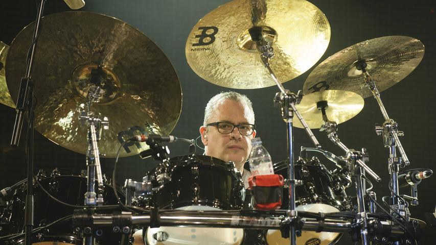"""Martin Stoeck, langjähriger Schlagzeuger der Band Pur, ist gestorben. Der auch als """"Stoecki"""" bekannte Musiker erlag nach Angaben seiner Familie einem schweren Krebsleiden."""