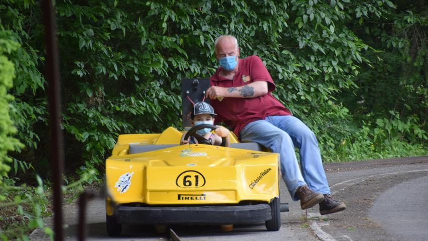 Saisoneröffnung Erlebnispark Schloss Thurn am 12.06.21 Foto: Alexander Hitschfel