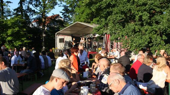 Schlossgartenfest in Adelsdorf findet nicht statt