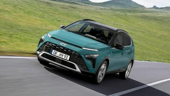 Hyundai Bayon: Neuer Crossover im Kompaktformat