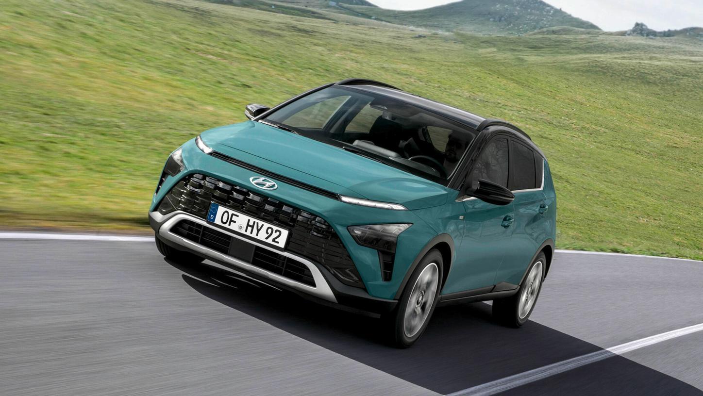 Hyundai Bayon: Konservativ sieht anders aus.