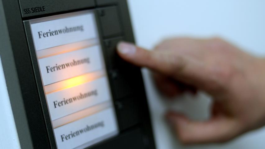 Mieter statt Touristen: So will Nürnberg Wohnungen erhalten