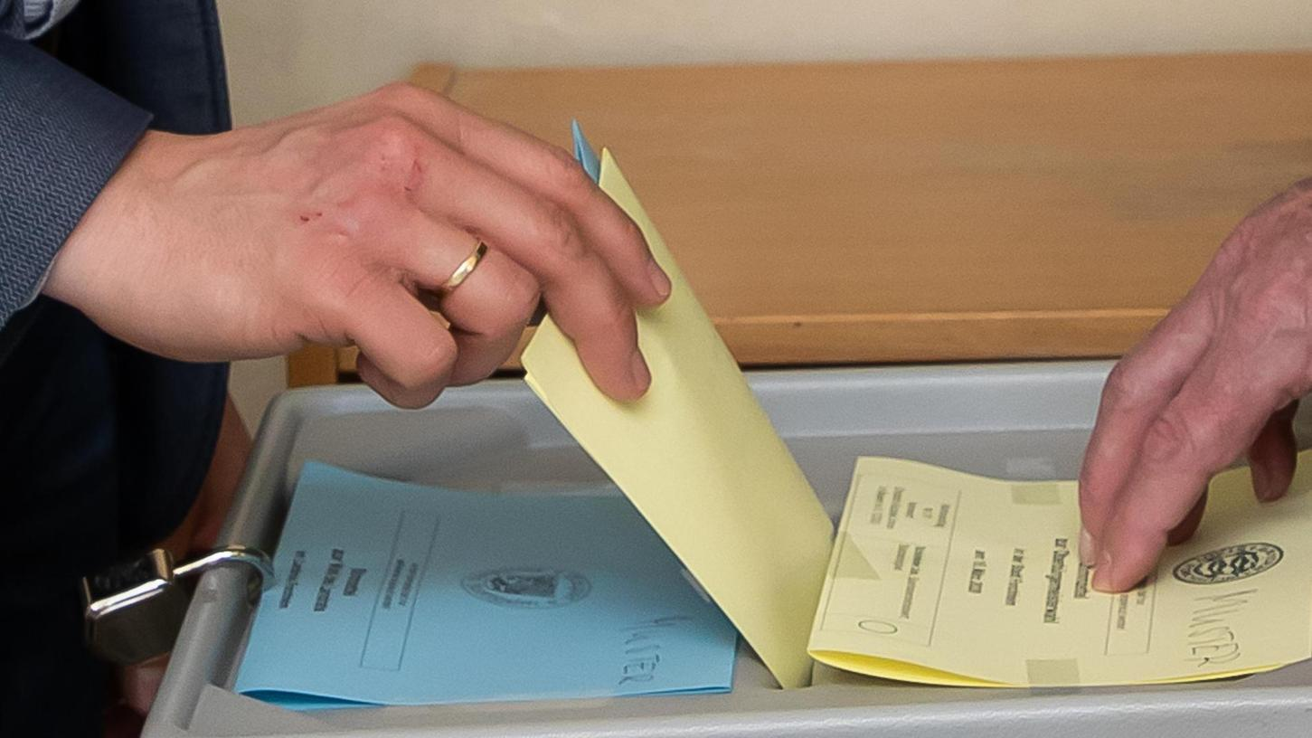Bei der Bundestagswahl im September soll es nur noch in der Neuhauser Schule zwei Wahllokale geben. Und mit insgesamt drei einen Briefwahlbezirk mehr.