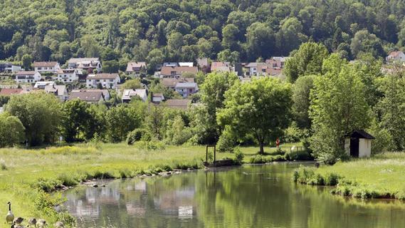 Ebermannstadt liegt mitten in der Natur - und einer beliebten Urlaubsregion. Deshalb arbeite die Stadt gerade an einem Konzept für den Tourismus.