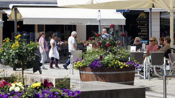 Ebermannstadts Altstadtkern wird immer mehr zum Erlebnisraum