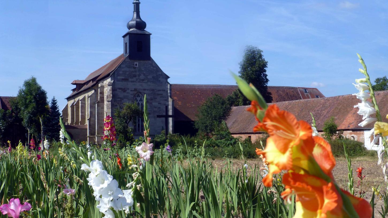 Das einstige Zisterzienserkloster Birkenfeld ist das Ziel einer geführten Wanderung am Jubiläumswochenende des Naturpark Steigerwald.