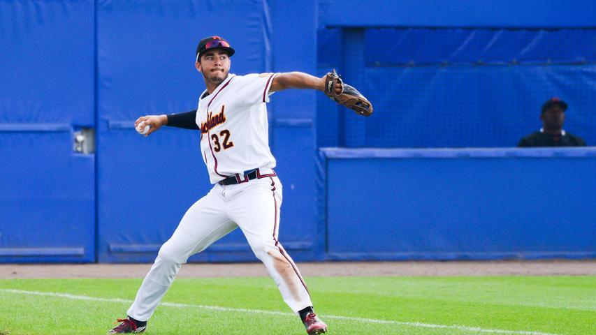 Auf dem Weg nach oben: Marcel Jimenez war in der deutschen Baseball-Nationalmannschaft, entschied sich aber letztlich gegen eine Fortsetzung der Karriere.