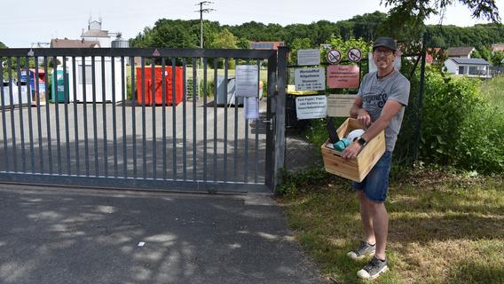 Akkus und Batterien: Müll-Abgabe im Kreis Forchheim wird komplizierter