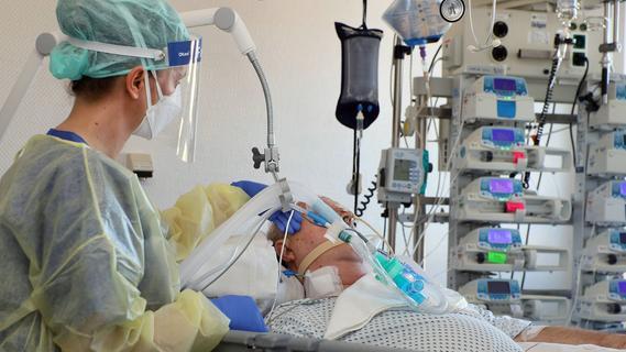 Das Klinikum Neumarkt braucht weniger Intensivbetten