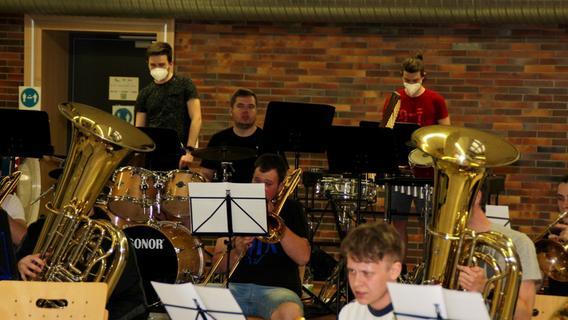 Herzogenaurach: Stadtjugendkapelle probt wieder