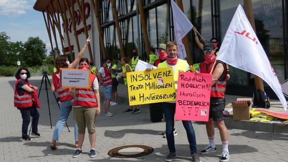 Vapiano-Schließung in Fürth: Mitarbeiter in Rage