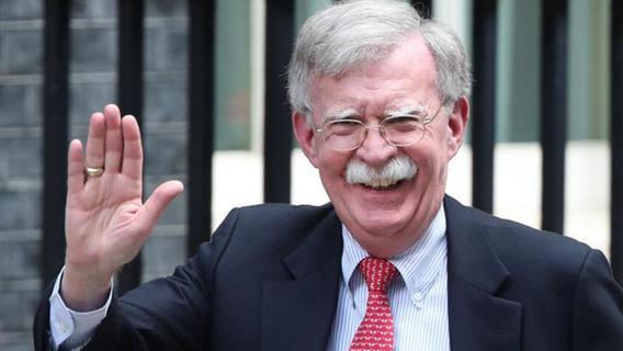 US-Justizministerium stellt Verfahren wegen Bolton-Buchs ein