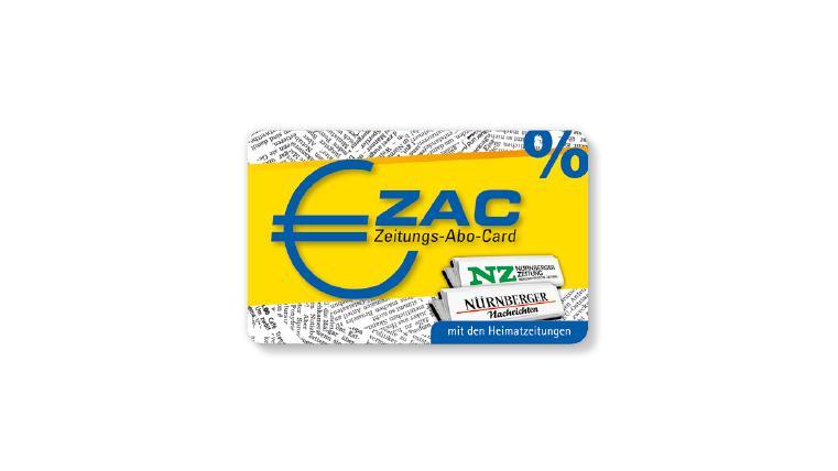 Zeitungs-Abo-Card