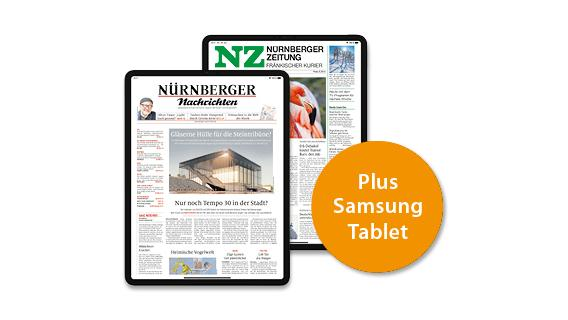 E-Paper inklusive Samsung Tablet