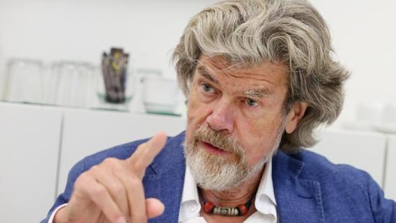 Reinhold Messner sieht manche junge Umweltschützer kritisch