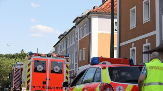 Fürth: Gas in Mehrfamilienhaus ausgetreten