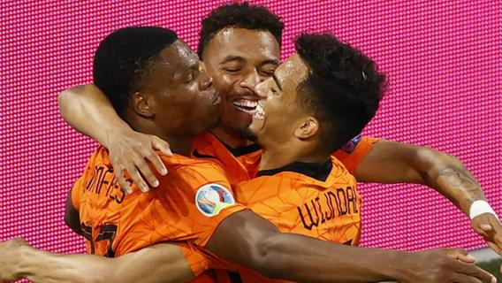 Niederlande immer mehr Mitfavorit bei der EM