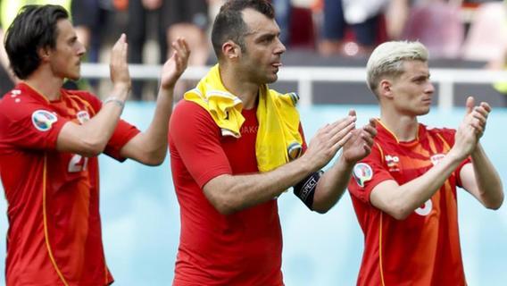 Trotz Aus nach der Vorrunde: Nordmazedonien voller Stolz