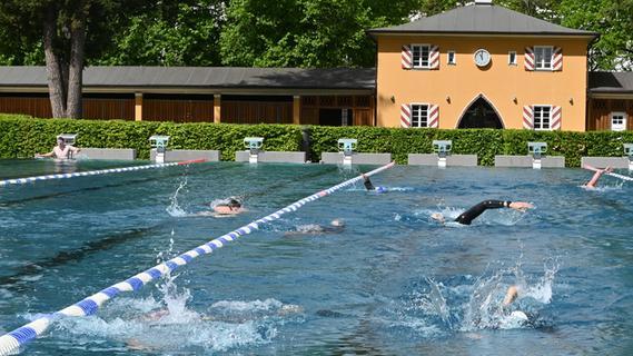 Die Freibäder in Erlangen haben ab 21. Juni länger geöffnet