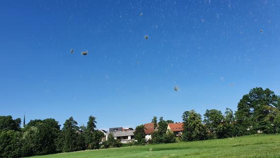 Spektakulär: Video von einer Windhose im Landkreis Erlangen-Höchstadt