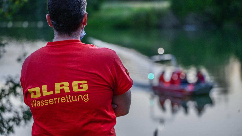 Die DLRG rät zur Vorsicht beim Baden, um Unfälle möglichst zu vermeiden.