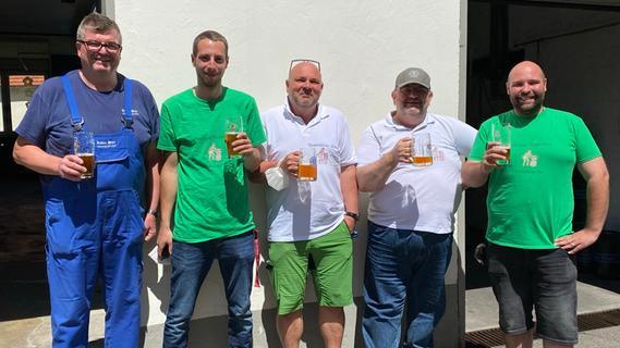 Ab Montag gibt es wieder Wendelsteiner Bier