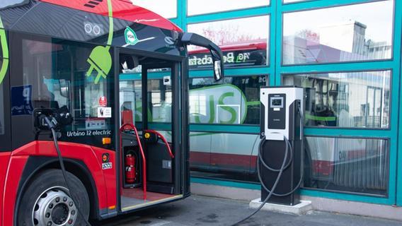 N-Ergie und Siemens kooperieren bei eBus