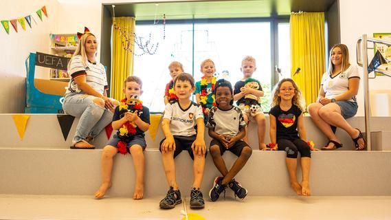 Herzogenaurach: Kinder im Fußballfieber