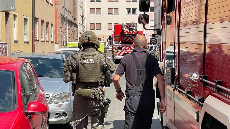 Mann bedroht Nachbarn: SEK stürmt Wohnung in der Südstadt