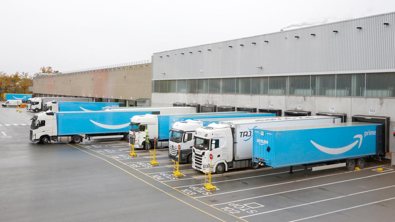 Klein würde es nicht, das im Raum stehende Amazon-Logistikzentrum in Allersberg. Aber wäre es trotzdem einigermaßen nachhaltig? Da gehen die Ansichten auseinander...