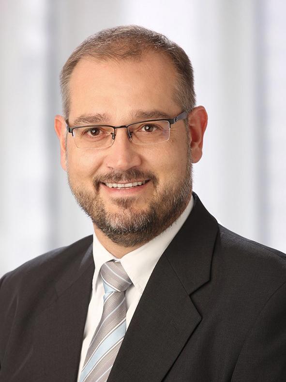 Allersbergs Bürgermeister Daniel Horndasch.