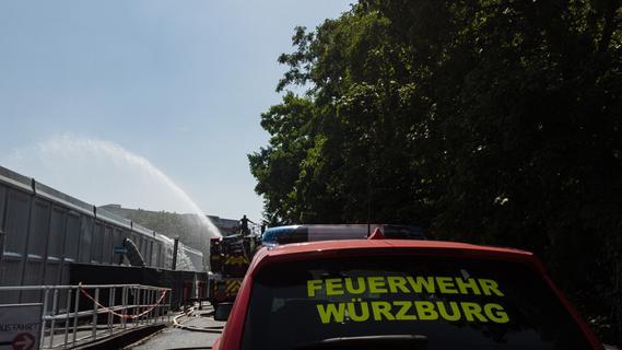 Über 40 Grad im Zelt: Würzburger Impfzentrum wegen Hitze geschlossen