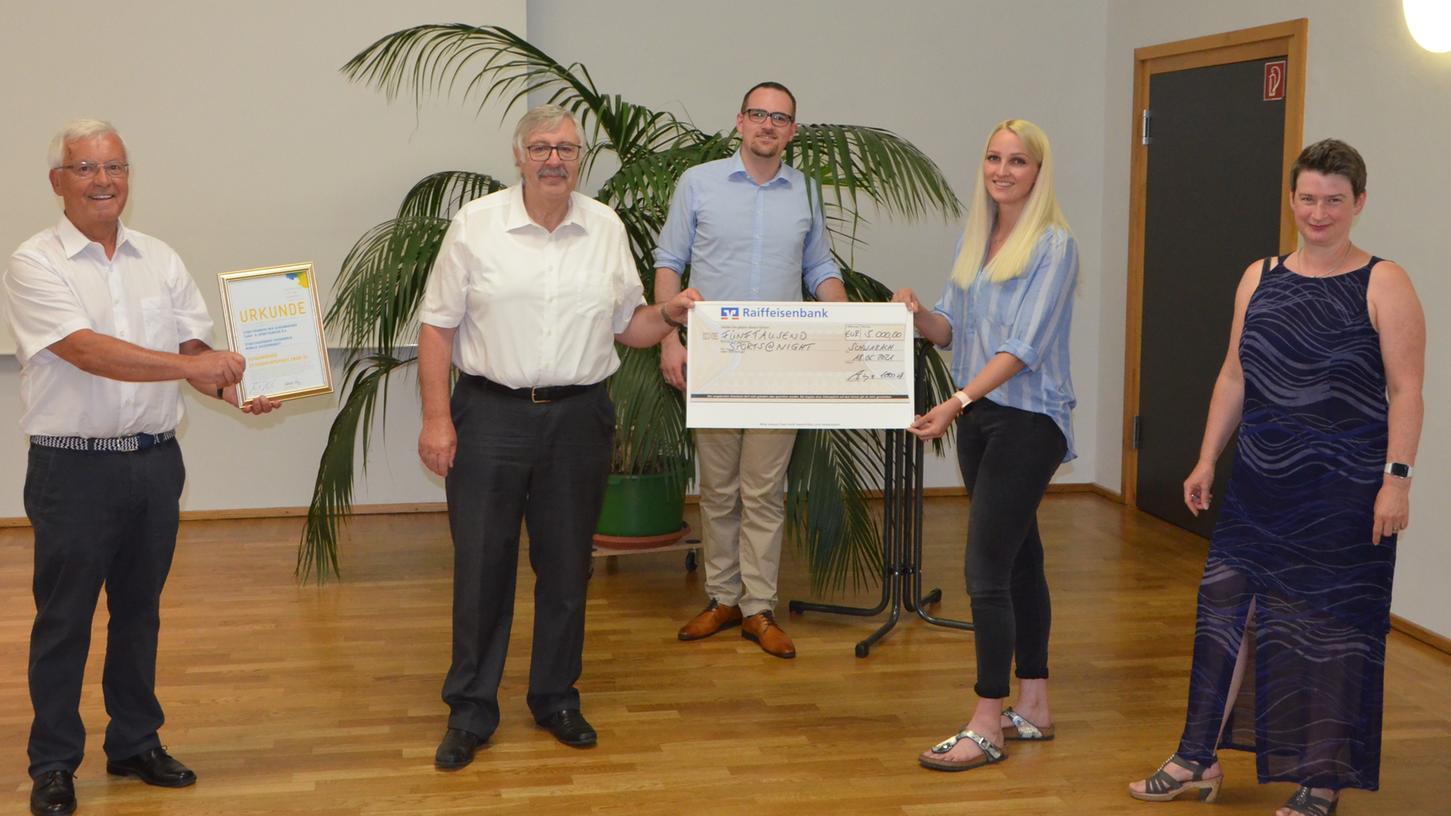 Schwabach: Integrationspreis für