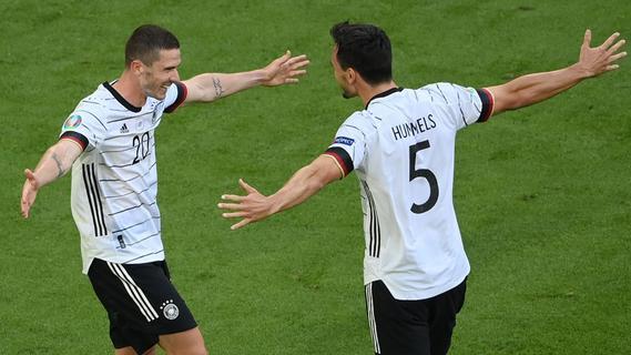 4:2 gegen Portugal! Deutschland entzaubert den Europameister