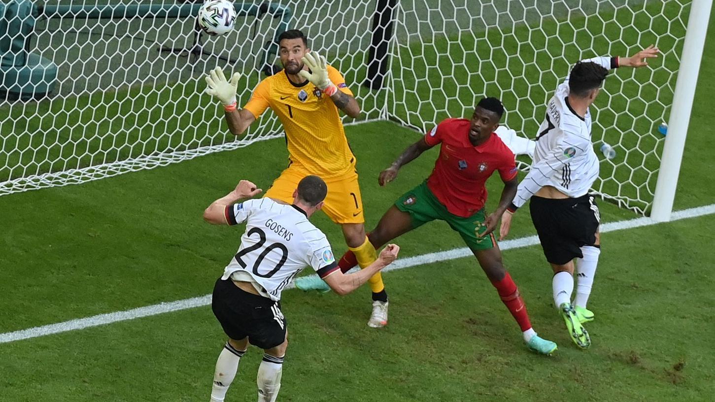 4:2!  Furiose DFB-Elf zerlegt Europameister Portugal