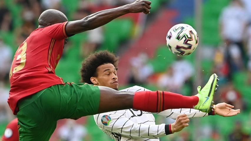 Die DFB-Auswahl tanzte auf dem schmalen Grat zwischen erdrückender Offensive und anfälliger Defensive.