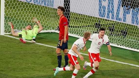 Spanien kann auch Polen nicht schlagen - und zittert ums Achtelfinale