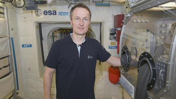 Astronaut Maurer: Start-Vorbereitung klappt trotz Pandemie