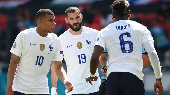 Uefa ermittelt: Frankreichs Superstar Mbappé rassistisch beschimpft