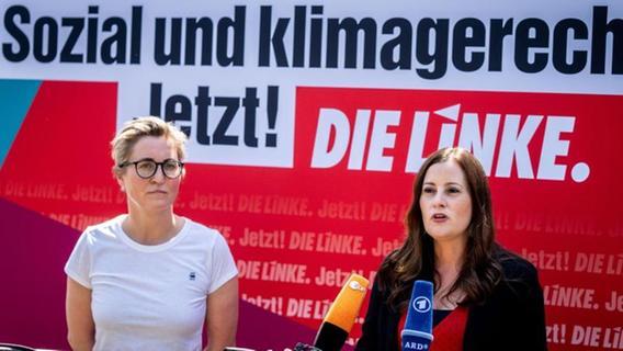 Rotkäppchen und Robin Hood: Linke beschließt Wahlprogramm