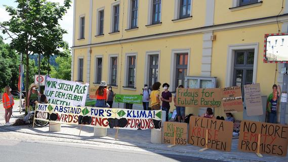 Parsberg: Fridays for Future fordert Aufbruch beim Klimaschutz