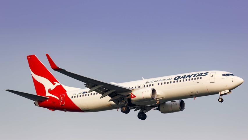 Australien hebt ab: Impflinge könnenunbegrenzte Reisen mit der Airline Qantas gewinnen.