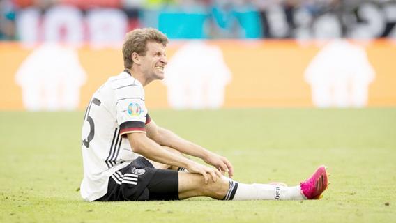DFB zittert: Fällt Müller im letzten Gruppenspiel gegen Ungarn aus?