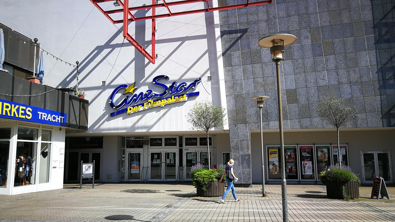 Der CineStar Erlangen wagt den Neustart aus dem Corona-Kino-Lockdown