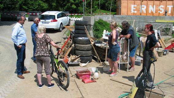 Landrat fühlt mit den Opfern des Hochwassers in Ostheim