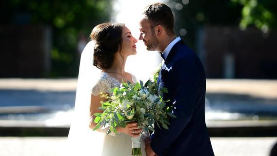 Fürther Paare lassen sich das Heiraten nicht vermiesen