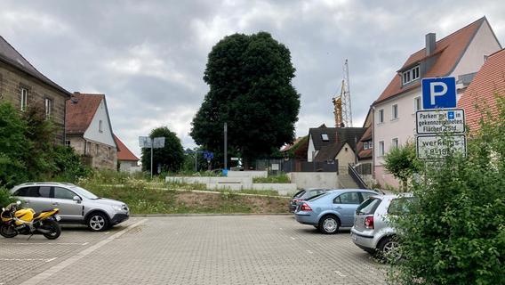 Der Gießbeckplatz in Baiersdorf soll aufblühen