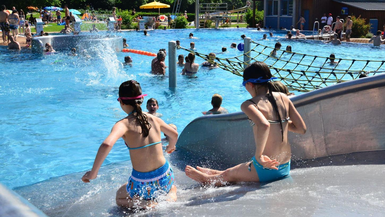 Langenaltheimer Freibad öffnet Anfang Juli
